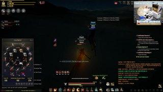 Black Desert Online KR - Desert Ogre(only spawns at night in desert)