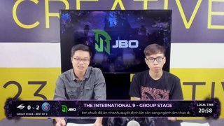 Nổi bật: The International 9 | Group Stage Day 1 | 23 Creative VN|ND