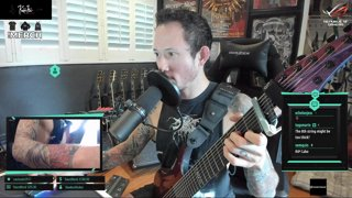 Matt Heafy (Trivium) - Roy Orbison - In Dreams I Acoustic Cover