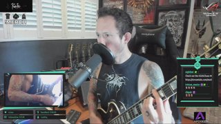 Matt Heafy [Trivium] | I AM HOME! | kiichichaoskaraoke County Edition Y'all