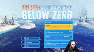 Highlight: Freezing our Subnauticas Off