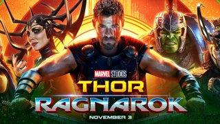 Thor: Ragnarok - Planet Sakaar