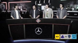 Mad Like Wizards vs. Bizarre Gaming - Stage 2, Matchday #8 | ESL AUNZ Championship Season 9 [#csgo]