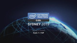 mousesports vs MIBR   IEM Sydney 2019   Ćwierćfinał - Dzień 4