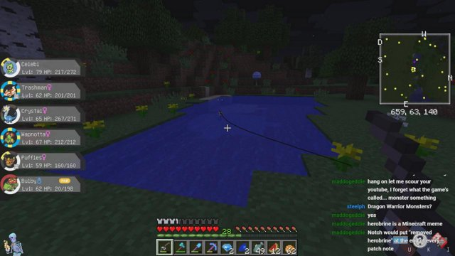 why herobrine was removed