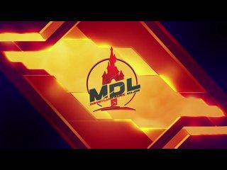 видео: HL2-3 - MDL Disneyland® Paris Major - Group Stage - Day 2