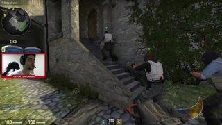Pistol round ace com 1x3 clutch no pug