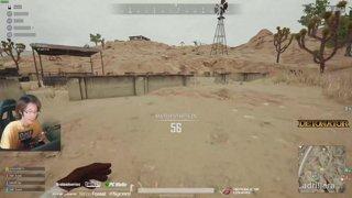 [MIRAMAR] ドン勝!9kill M416+Mini14Saih4tE-fps DMF_RobiN DMF_Clutch