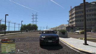 Highlight: Highway Patrol, Dodge Charger | DOJRP Live