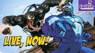 Venom Games! MVC, MVC2, MVCI...WE ARE VENOM - Razer DBFZ Giveaway -> http://bit.ly/RazerMAX  (Weds 10-3)
