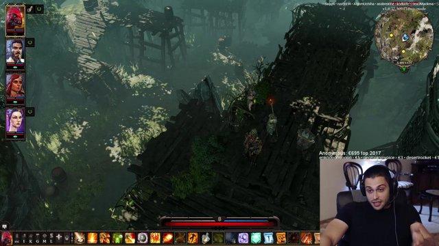 Divinity: Original Sin 2 - Voidwoken Deep-Dweller and undead