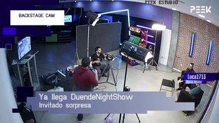 Entrevista Duende Night - Manuel Buscalia