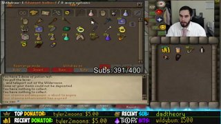 Highlight: MMC Wildy Diary then 10 Hours Lava Drags w/ New Scepter
