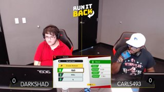 Run It Back - DarkShad (Shulk) vs Carls493 (Shulk) Pool E2 WF - Smash Ultimate Singles