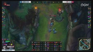 LCK Summer: KZ vs. KT - GEN vs. GRF