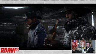 Highlight: HORRENDOUS DEER SKINNING!!! ARGH!  RDMN Dead Redemption Ep 2