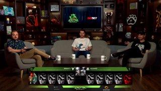 Alliance vs Team Serenity game 2