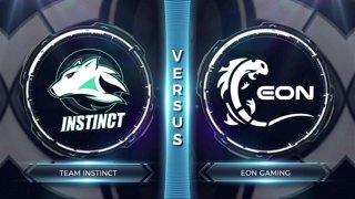 FCS S3 Round 2: INSTINCT ESPORTS vs EVOLUTION ONLINE