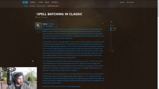 Spell Batching - Classic WoW