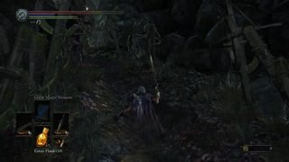 Dark Souls 3 - Addy vs. Crystal Sage (NG+)
