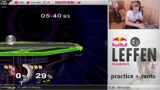 Question about nair spacing in Fox-Marth by R2DLiu turns into neutral lesson
