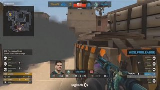 BEST OF COLOGNE RERUN: NaVi vs. BIG [Overpass] Map 1 - Grand Final - ESL One Cologne 2018