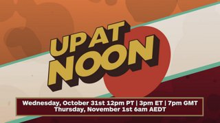What's The Worst Halloween Candy? - Up At Noon Live!
