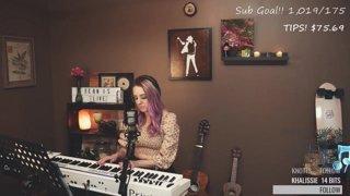 ResurrectionFern Performs Gravity by Sara Bareilles