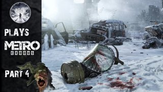 Highlight: PCG1 Plays Metro Exodus | Part 4