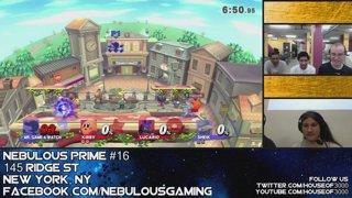 Nebulous Prime 16 Pancakes vs SS MrE & SeanS