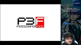 Persona 3 - Part 3