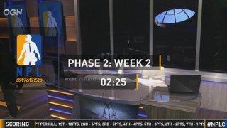 NPL Contenders Phase 2 - Week 2 | National PUBG League