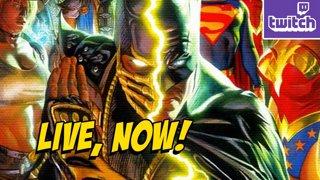 MK LEGACY - MK Vs. DC & Mortal Kombat 9 (4-17)