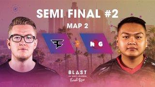 BLAST Pro Series Los Angeles 2019 - Front Row - Semi-Final - NRG Vs. FaZe Clan - map 2