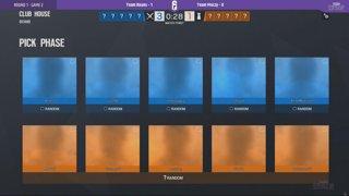 Twitch Rivals: Rainbow Six Siege Showdown!