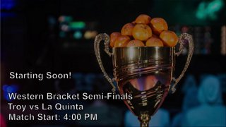NASEF High School Scholastic Tournament: Western Bracket Semi-Finals - Troy vs La Quinta Match Start: 4:00 PM