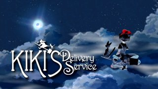 Kiki's Delivery Service - A Town with an Ocean View