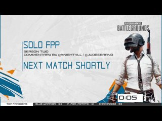 Solo FPP Week 4 - Match 2