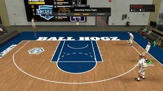 DooMs PS4 Debut PS4 WR Open Round 1 vs No Label NBA 2K19 Pro AM