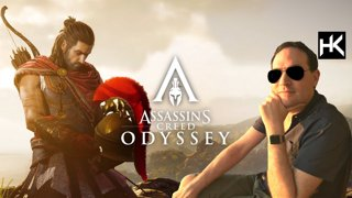 Back to Assassin's Creed Odyssey!