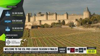 RERUN: CS:GO - G2 Esports vs. Team Liquid [Dust2] Map 1 - Final - ESL Pro League Season 9