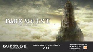 Стрим Dark Souls 3 bandainamcous Dark Souls III: The Ringed City DLC Livestream | PS4, X1, Steam