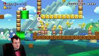 Swedish delight - 100 Mario Super Expert