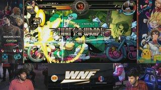 Стрим Street Fighter V leveluplive WNF Orange County Episode 4.3: The Order of Skulls and Girls