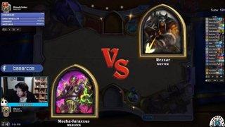 [Hearthstone] Mecha'thun Warlock denedik