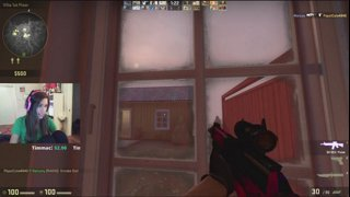 Competitive, Dust II - First week playing CS:GO