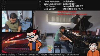 another daylight stream of music livelearns by ear (TMKOT)
