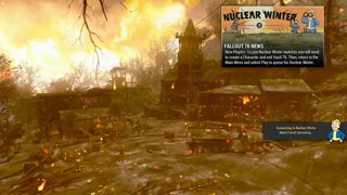 Highlight: PCG1 Plays Fallout 76 | Nuclear Winter Part 1_2 Crispy Scorchbeast