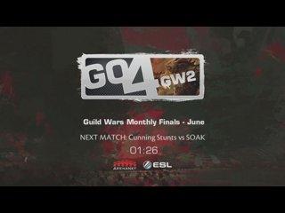 Go4GuildWars2 NA June Monthly Grand Finals