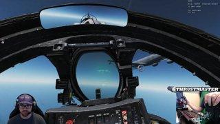 Tanking the F-14 Tomcat New Handcam Action